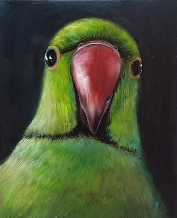 Talker Bird
